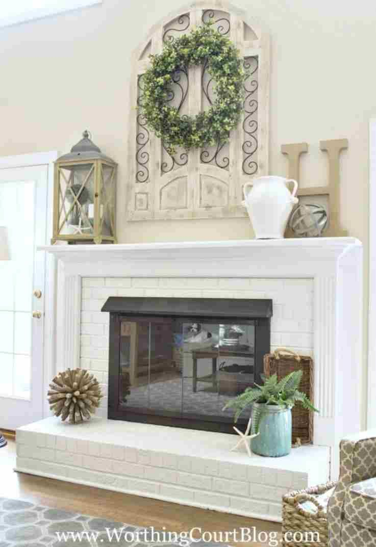 Image Result For Joanna Gaines Fireplace Mantel Decor Fireplace Mantle Decor Fireplace Mantel Decor Fireplace Decor