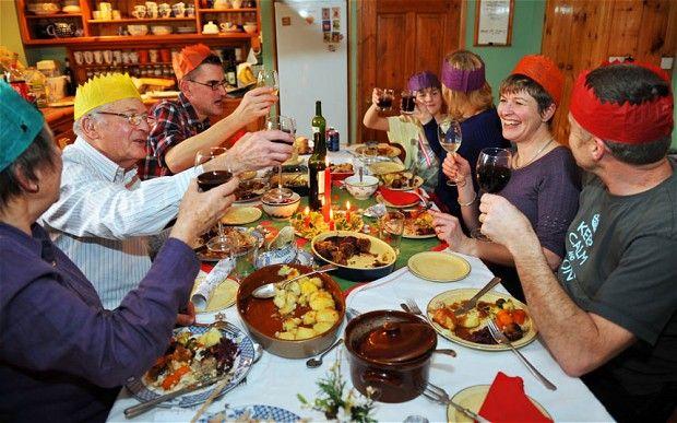 british christmas dinner google search - British Christmas Dinner