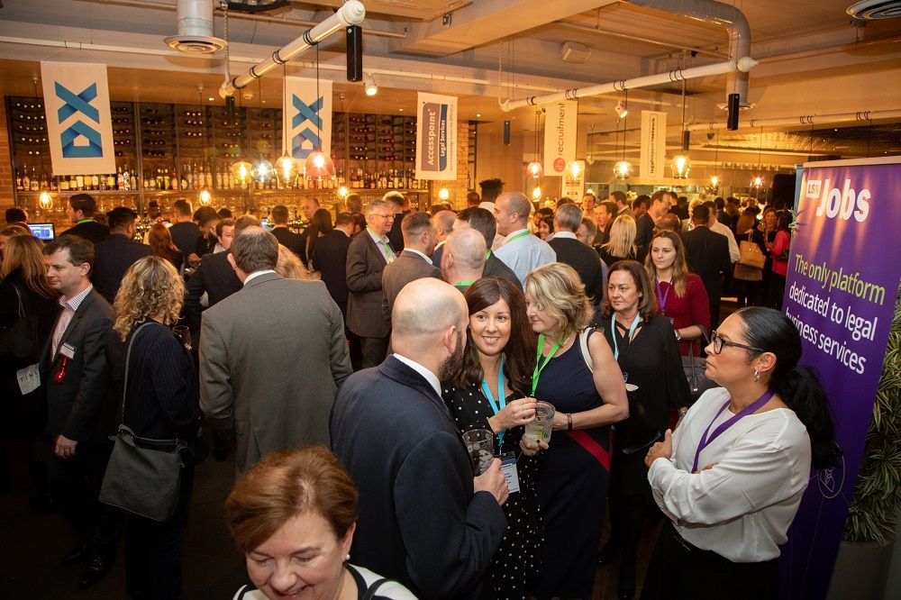 Legal Support Networking event