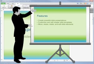 express points presentation software quick easy and effective