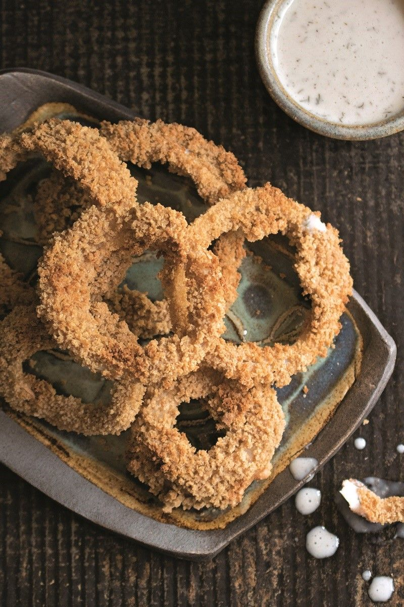 Battered Onion Rings for Your Air Fryer Recipe Onion