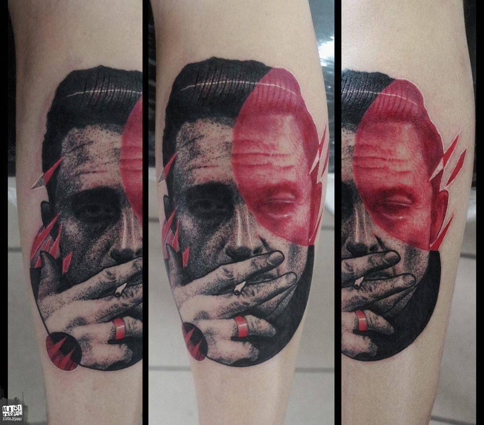 Ear piercing artist  Lukasz Sokołowski tattoo artist  The VandalList   Tattoo