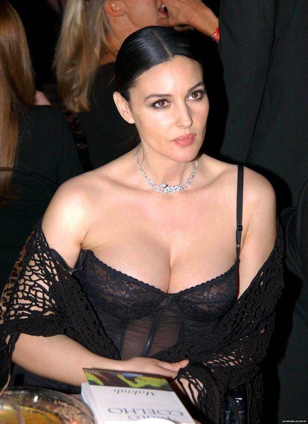 Monica Bellucci Monica Bellucci Hot Italian Actress