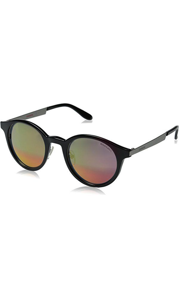 ffe9fcc869 Carrera CA5022S Round Sunglasses, Interchangeable cover, Ruthenium  Black,Yellow & Green Red, 49 mm Best Price
