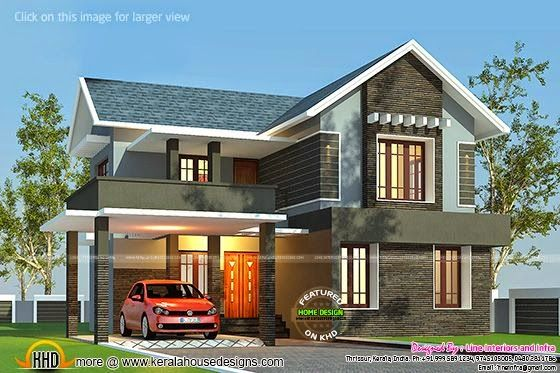 House Design Home Sq Ft Beautiful Home English Style Home Sq Ft Sq Square  Yards