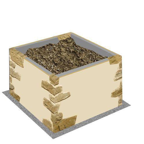 Construction d\'un four à bois au jardin avec plans: | four pizza ...