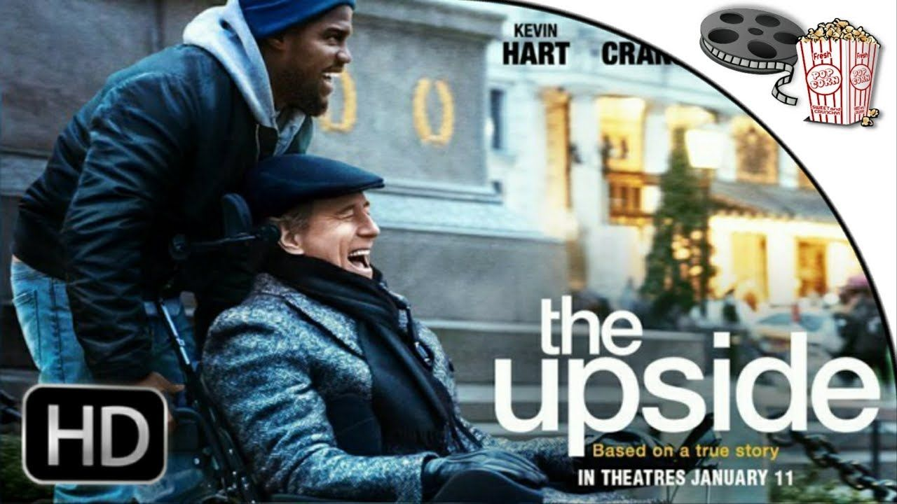The Upside (2017) Official Trailer Movie Snacks Free