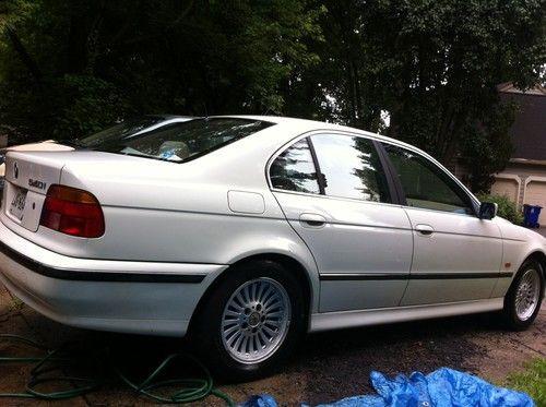 1997 Bmw Colors 1997 Bmw 540 I 540i Automatic White 163k 5