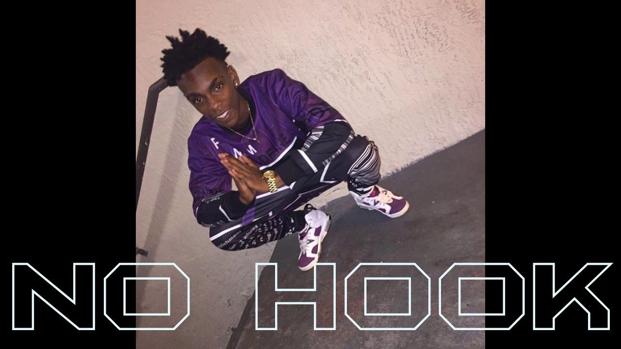 YNW Melly - No Hook Ft J Green (Audio) | MY NEW MUSIC
