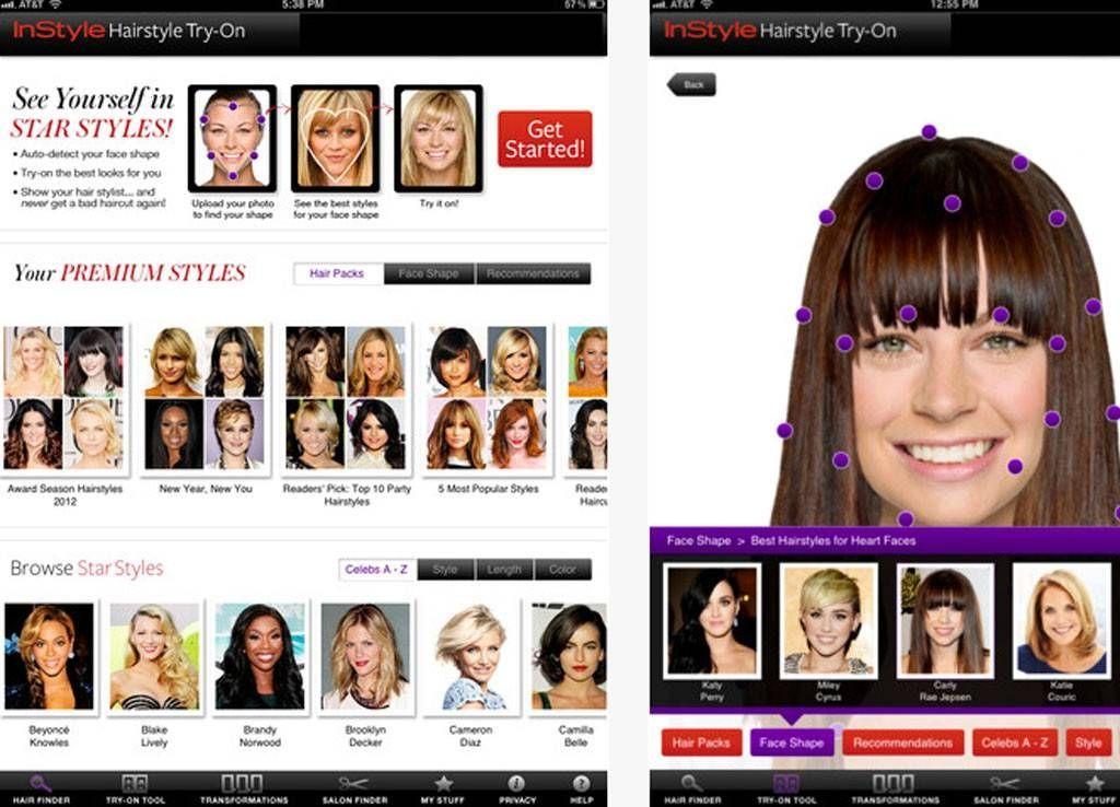Frisur Versuchen Sie App Neue Frisuren Neue Frisuren Frisuren Trendy Frisuren