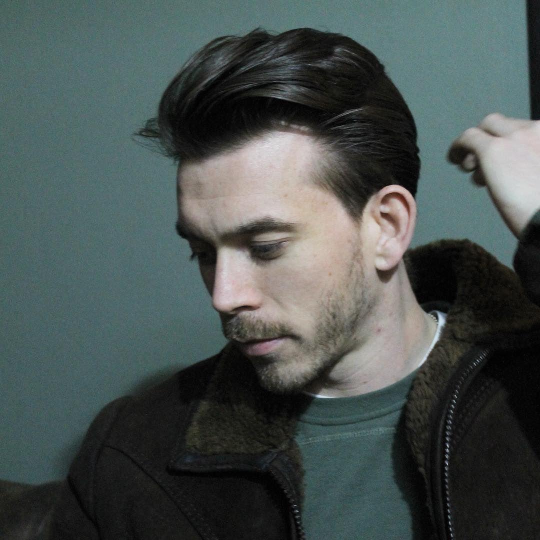 Pin On Mooch Beard Hairstyle
