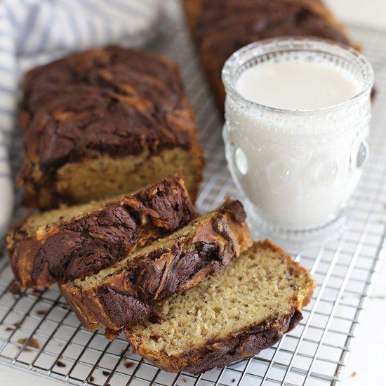Chocolate swirl banana bread foodgawker recipes pinterest chocolate swirl banana bread forumfinder Gallery