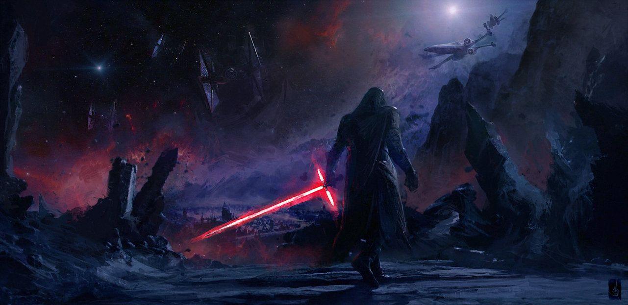 10 Viral Star Wars Photos That Will Make You Want A Yoda Backpack Starwars Star Wars Fan Art Star Wars Wallpaper Ren Star Wars