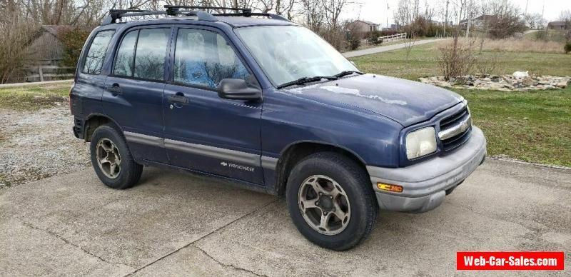 2000 Chevrolet Tracker Chevrolet Tracker Forsale Usa Cars For Sale Chevrolet Chevrolet Impala