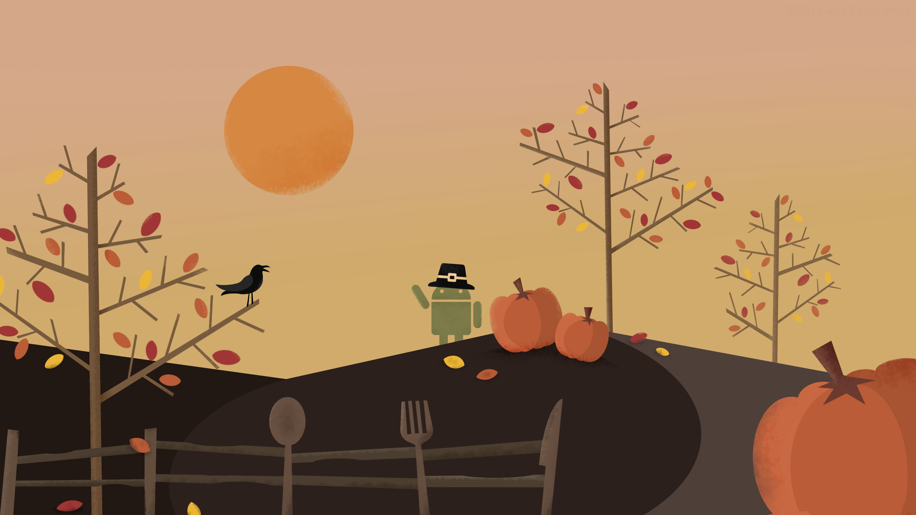 Happy Thanksgiving Andriod Backgrounds