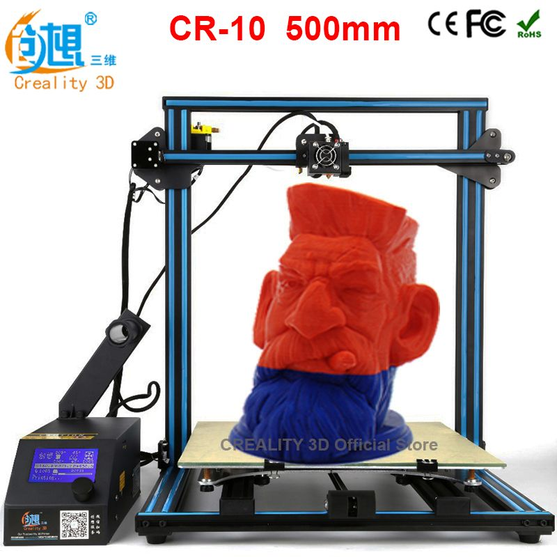 CREALITY 3D Printing Size 500*500*500mm Full Metal Frame