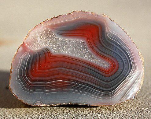 Queensland Agate Minerals And Gemstones Mineral Stone Rock Minerals