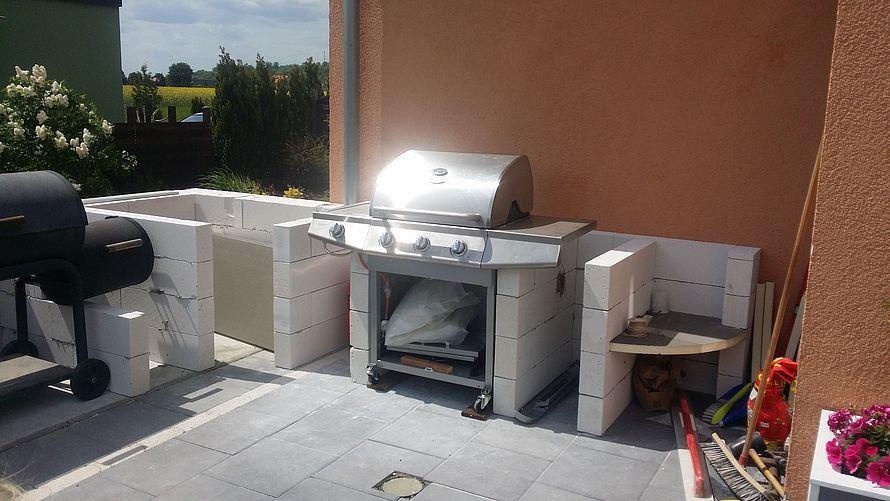 Outdoor Küche Outdoor küche, Outdoor küche selber bauen