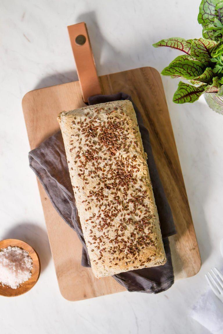 Gluten Free Buckwheat Millet Bread Millet bread, Allergy