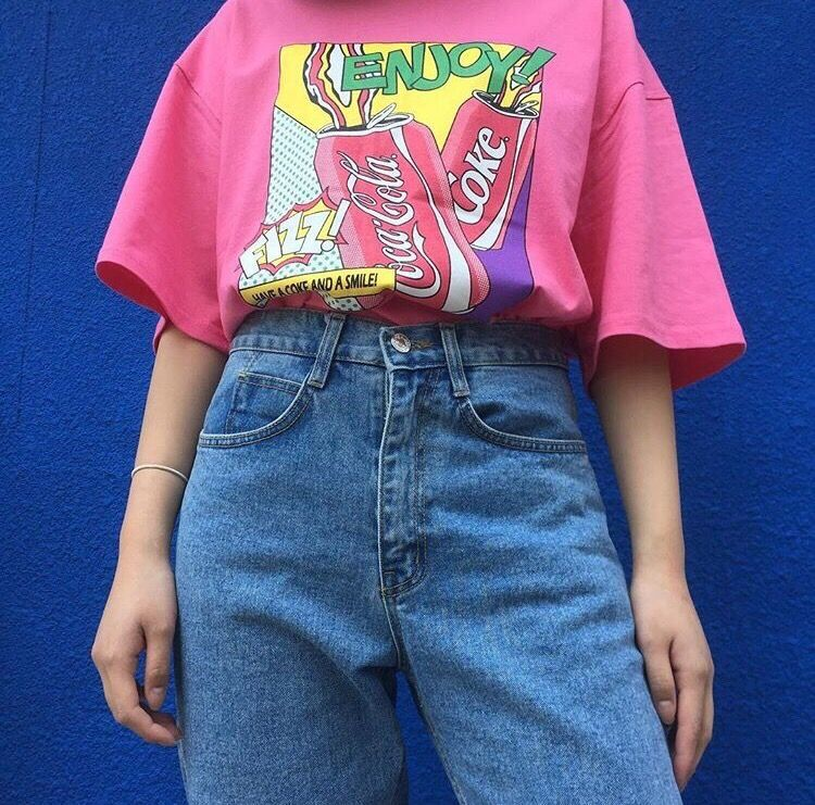 90s Vintage Aesthetic Outfits