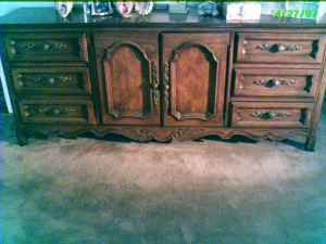 Thomasville Bedroom Furniture 1970 S camino vintage thomasville furniture 70s 1970s dresser credenza