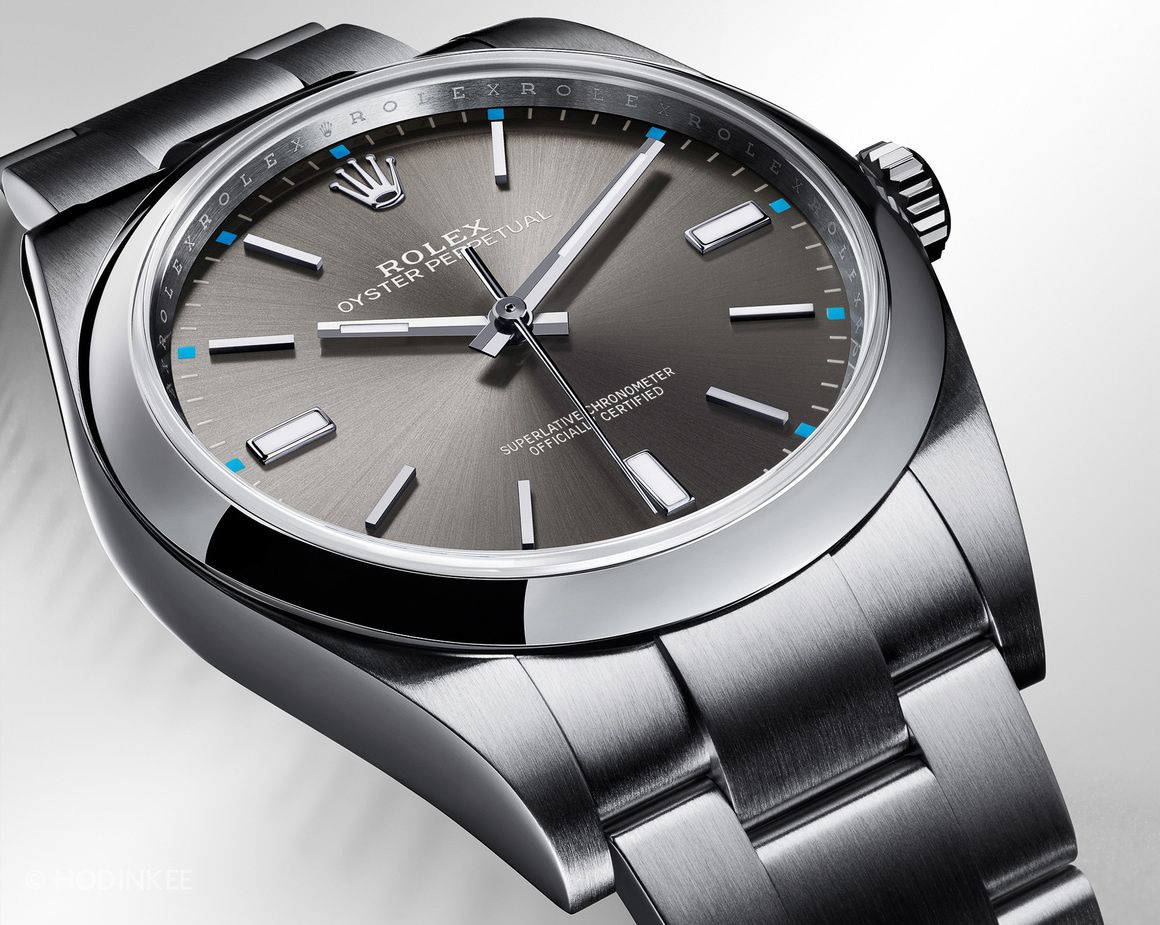 Rolex Oyster Perpetual39mm 3