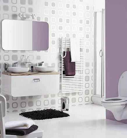 Retro badkamer van de Praxis | I N T E R I O R | bathroom | Pinterest