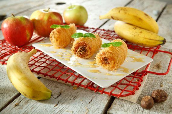 banana & apple