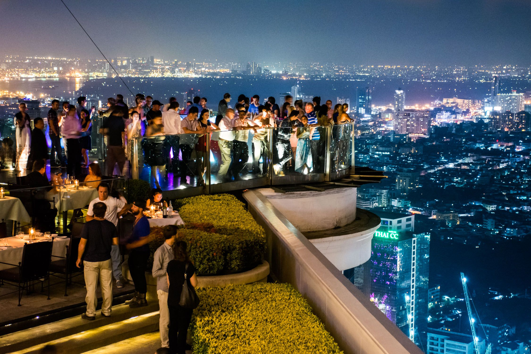 The 5 Best Rooftop Bars In Bangkok Thailand No Destinations Best Rooftop Bar Bangkok Best Rooftop Bars Rooftop Bar Bangkok
