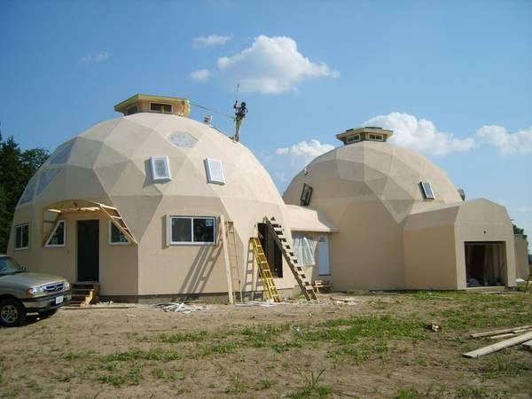 Domos geod sicos domos domos geodesicos casa domo y - Casas geodesicas ...