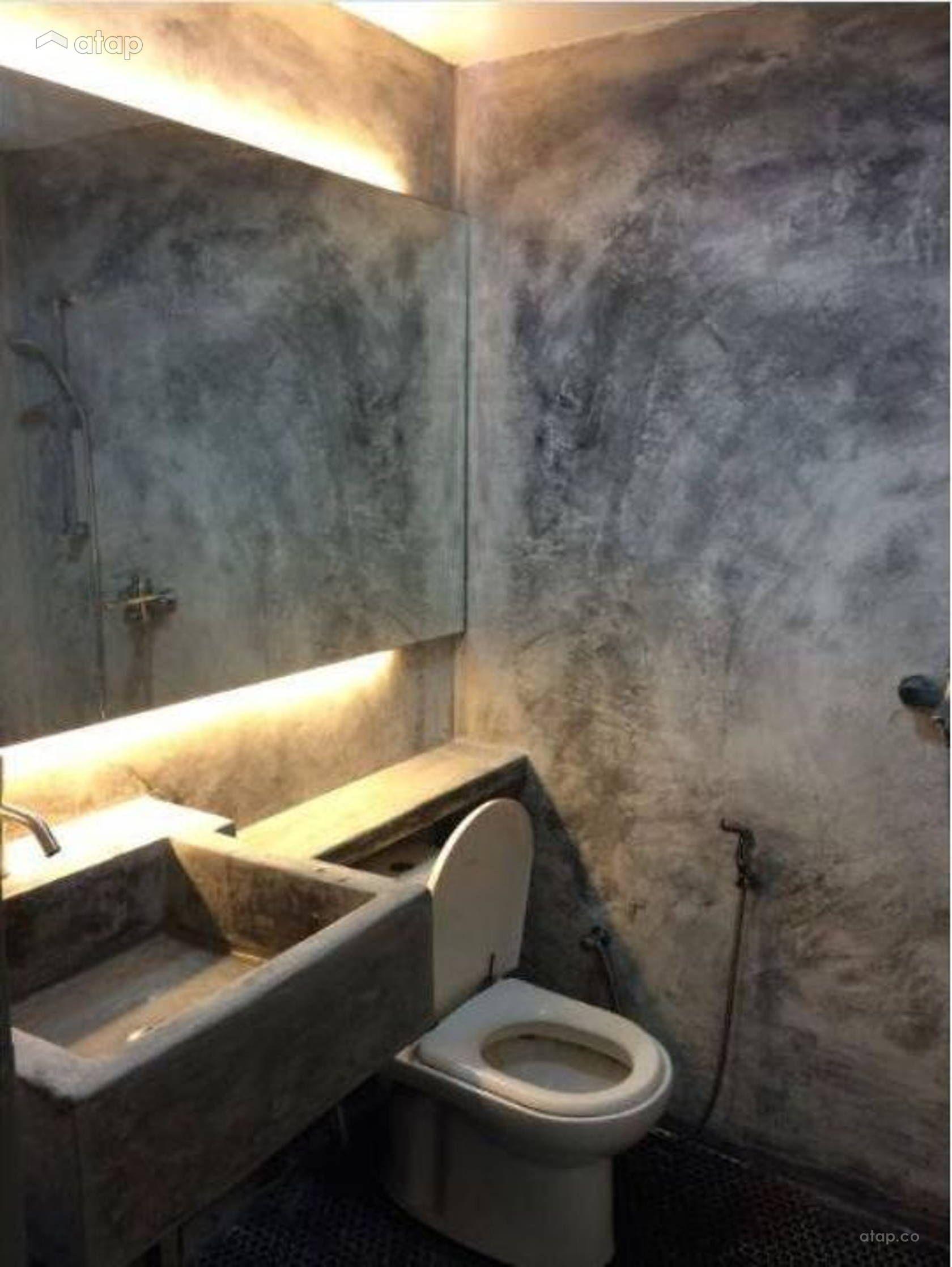 Industrial Bathroom Condominium Design Ideas Photos Malaysia Atap Co Industrial Bathroom Decor Industrial Bathroom Condominium Design
