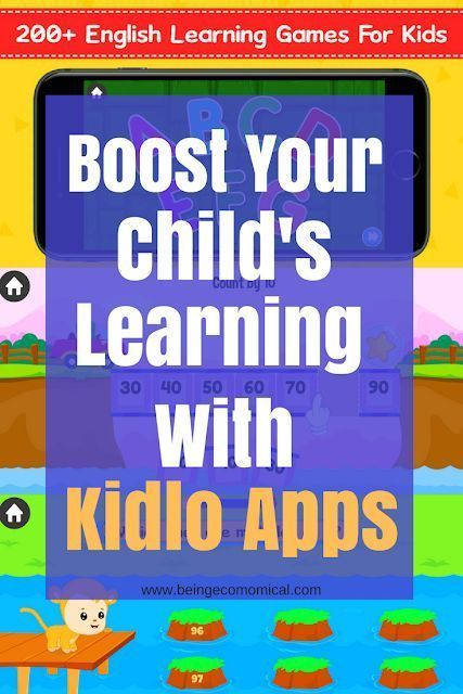 Boost Your Preschooler's Knowledge With Kidlo Apps