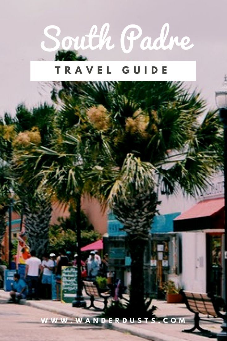 the perfect guide to south padre island texas things to do