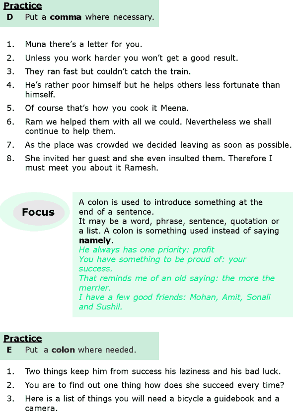 grade 6 grammar lesson 17 capitalization and punctuations 4