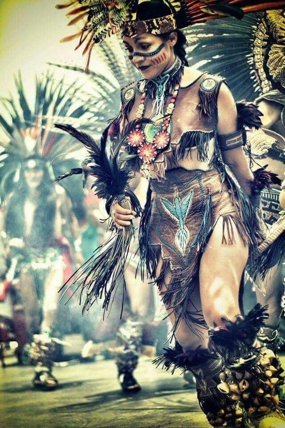 Mexican beauties #aztec