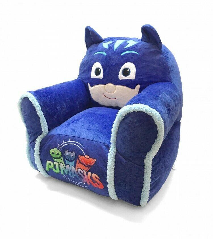 Disney Pj Masks Toddler Bean Bag Chair Connor Catboy Durable