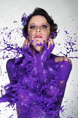 #Farbenshooting #Farbe #Color #Aktionstag #FotografieVerenaSchäfer