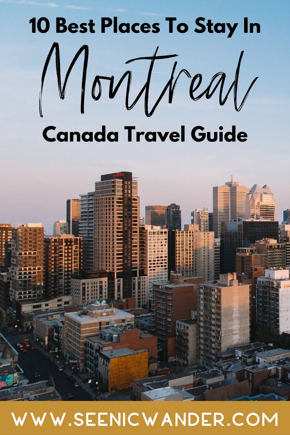 9 Best Places To Stay In Montreal Canada Best Hotels In Montreal