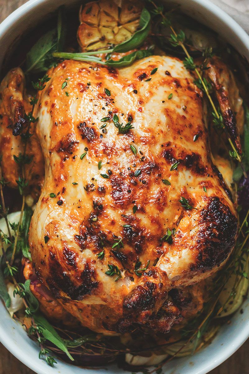 Mayonnaise Roasted Whole Chicken Recipe Baked Whole Chicken Recipes Whole Chicken Recipes Oven Roast Chicken Recipes