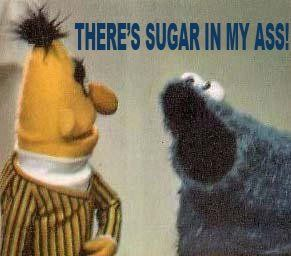 Useful There is sugar in my ass opinion you