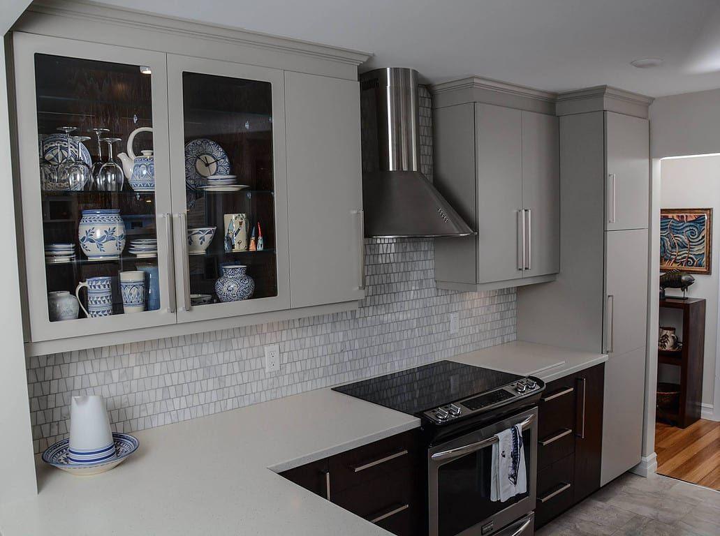 Rise Brown Cabinet Renovation Kitchen Design Ideas Dream Kitchens Remodel