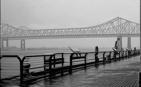 GLORIA TORRES LUNA- Lluvia sobre el Mississippi