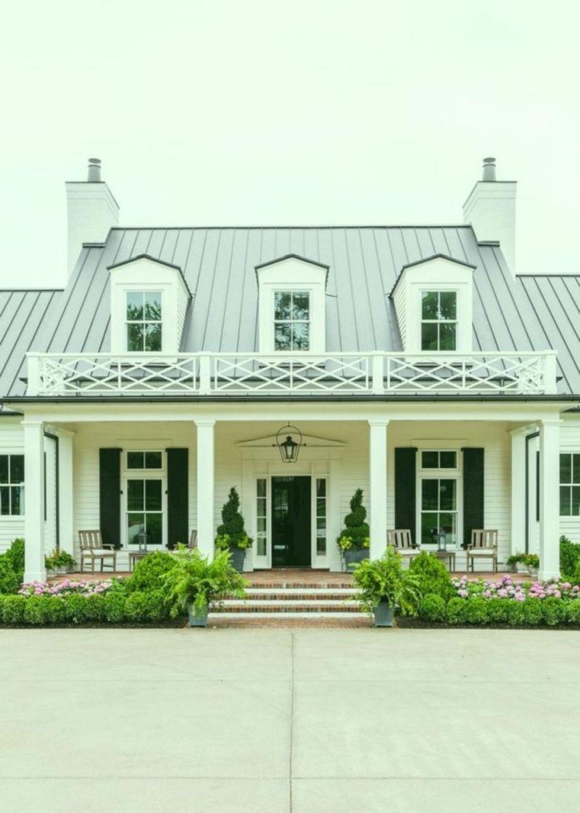 Cape Cod Metal Roof : metal, Traditional, House, Exterior, Ideas, Decoomo.com, Exterior…, Classic, Exterior,, Modern, Farmhouse
