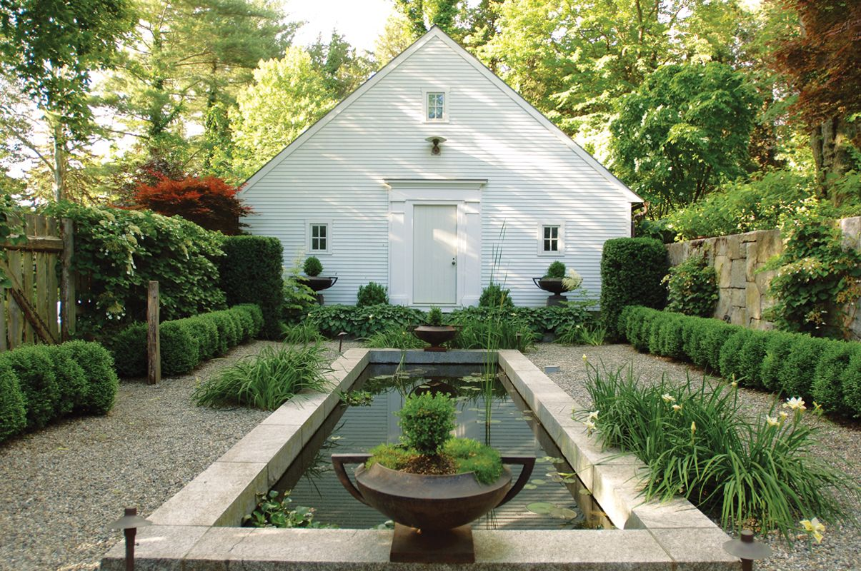 Access Denied New England Home Water Features In The Garden Backyard Courtyard Garden