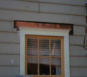 Historic Millwork Replacement And Carpentry Restoration Window