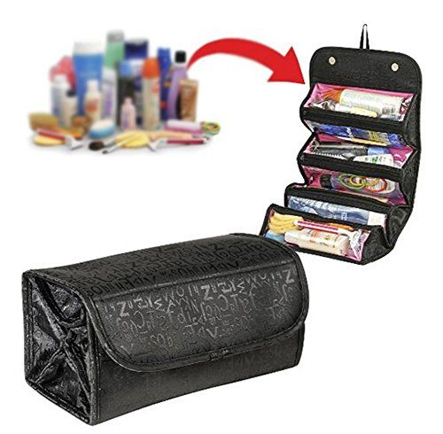 Cute Christmas Bible Newborn Baby Multi-function Travel Makeup Toiletry Coin Bag Case