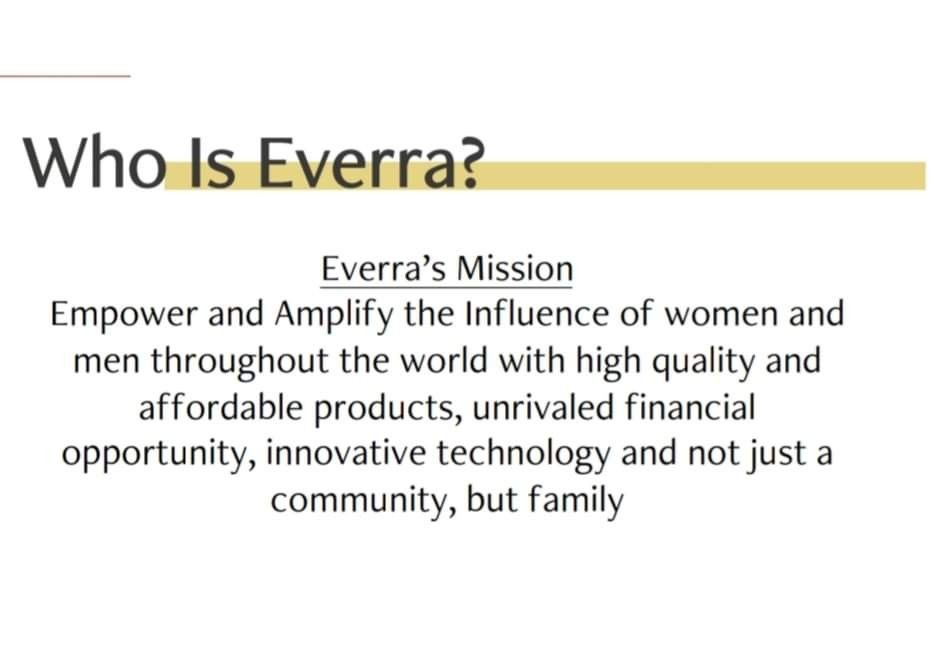 Who Is Everra Innovation Technology Mission Statement Mission