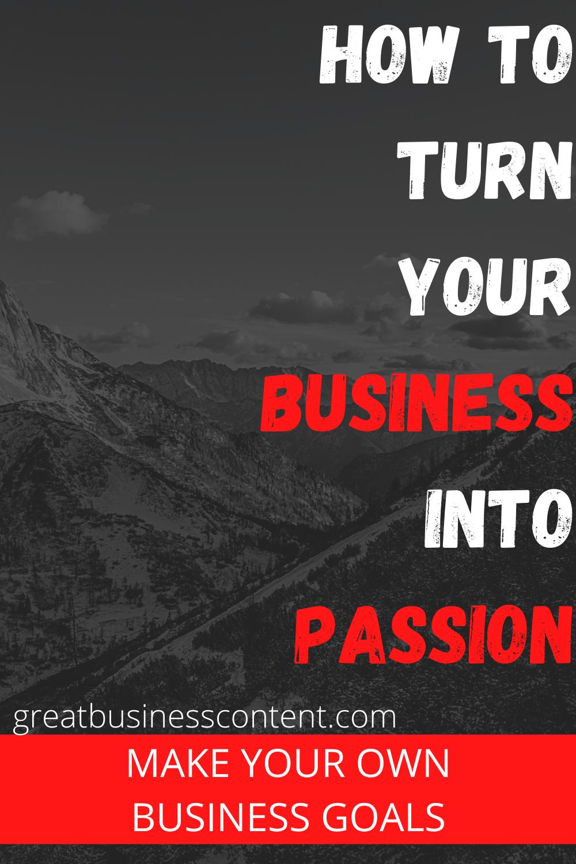 Help me make a business plan