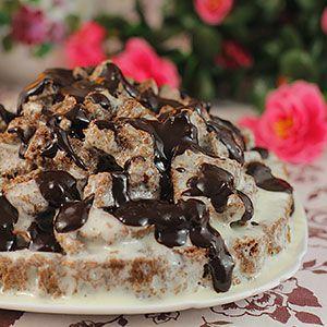 Дон Санчо Панчо пошаговый рецепт торта