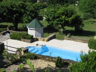 Charming Cottage private swimmingpool - boat Holiday Rental in Tremolat from @HomeAway UK #holiday #rental #travel #homeaway